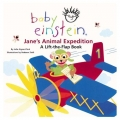 Jane's Animal Expedition - Lift-the-flap Board Book