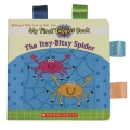 My First Taggies Board Book - Itsy Bitsy Spider
