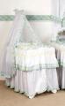 Starlight Starbright Bassinette Cradle Veil