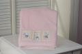 Pink Baby Boa Blanket