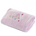 Princess Brushed Cotton Bassinette Cradle Blanket